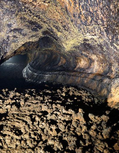 La Cueva del Viento interior